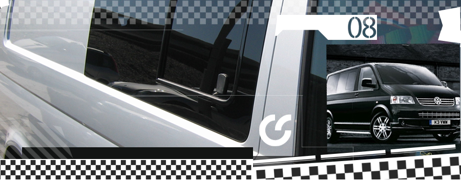 Camper Van Window Installation